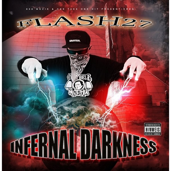 Bild von Flash27 - Infernal Darnkess CD